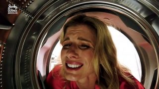 Fucking My Stuck Step Mom in the Ass while she is Stuck in the Dryer – Cory Chase